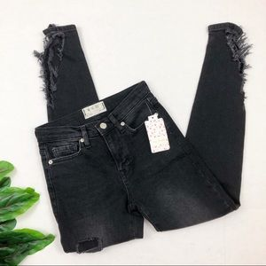 NWT Free People High Rise Skinny Jeans